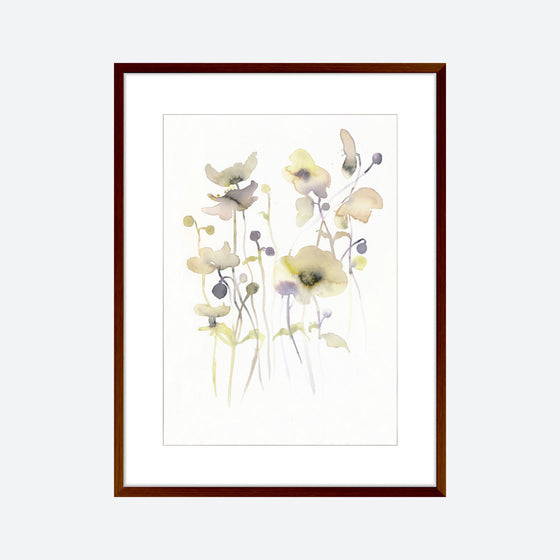 Toril Baekmark - Fine Art Prints - Flower Poster No.10