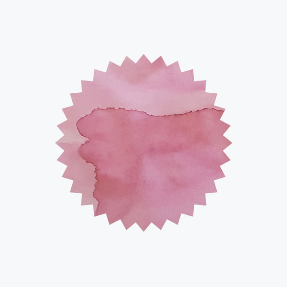 Cherry Blossom ink swatch