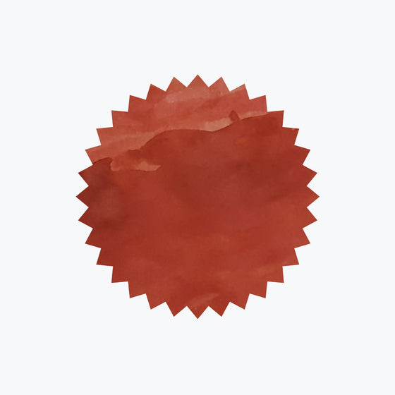 Clay Red ink swatch