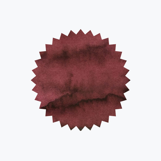 Frankly Scarlet ink swatch