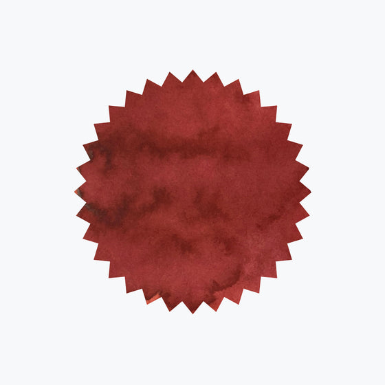 Royal Red ink swatch