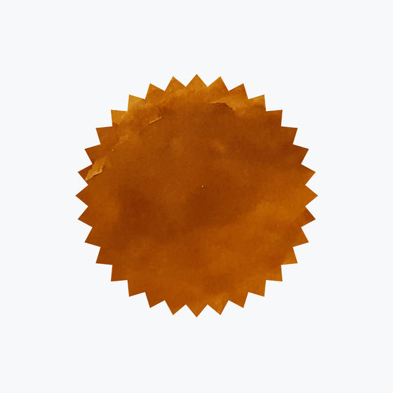 Toffee ink swatch
