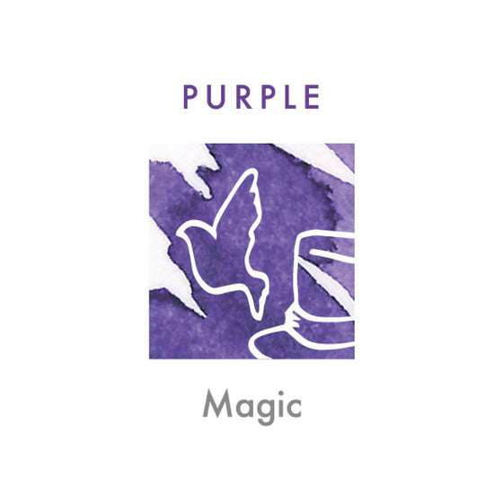 Sailor - Storia Ink 20ml - Magic (Purple)