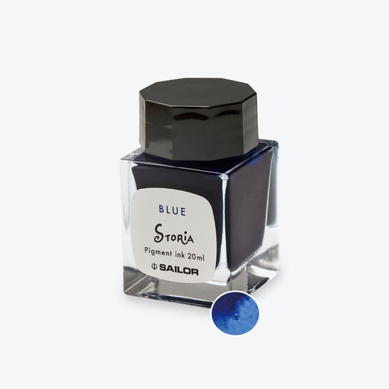 Sailor - Storia Ink 20ml - Night (Blue)