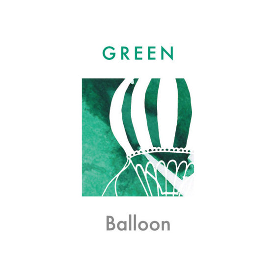 Sailor - Storia Ink 20ml - Balloon (Green)