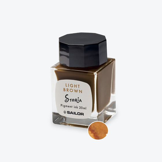 Sailor - Storia Ink 20ml - Lion (Light Brown)