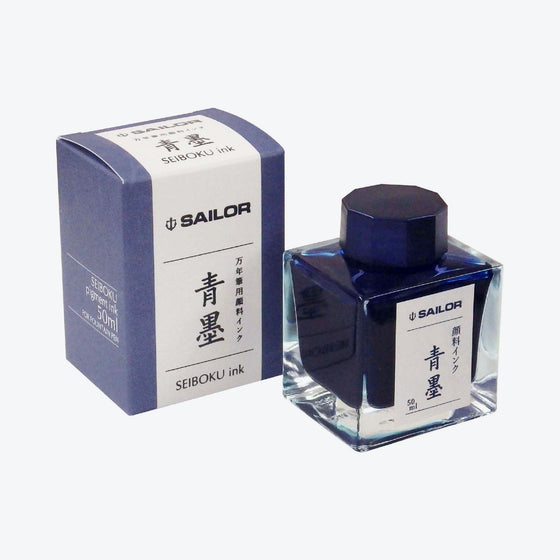 Sailor - Sei Boku Ink 50ml - Blue