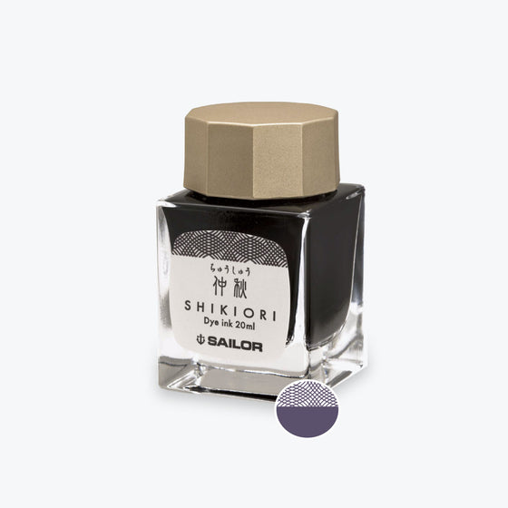 Sailor - Shikiori Ink 20ml - Chu Shu