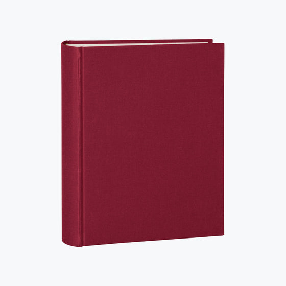 Semikolon - Photo Album - Classic - Large - Burgundy