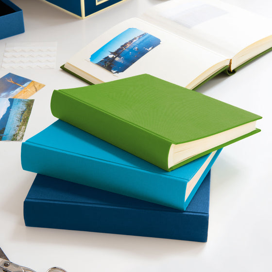 Semikolon - Photo Album - Classic - Large - Turquoise