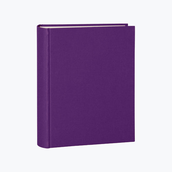 Semikolon - Photo Album - Classic - Large - Plum