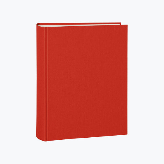 Semikolon - Photo Album - Classic - Large - Red