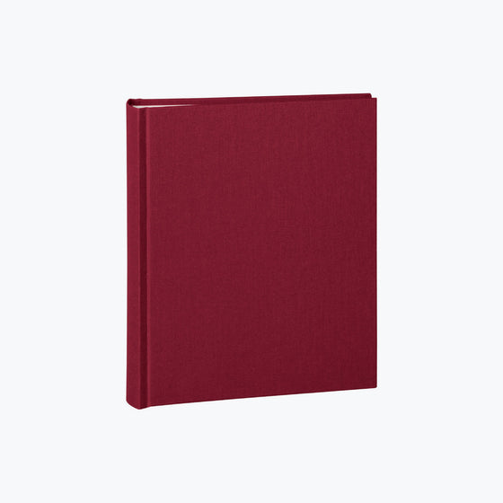 Semikolon - Photo Album - Classic - Medium - Burgundy