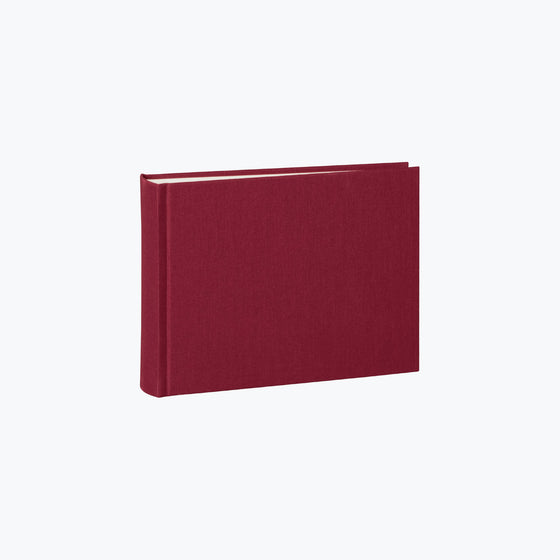 Semikolon - Photo Album - Classic - Small - Burgundy