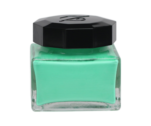 Ziller's - Calligraphy Ink - Spring Green
