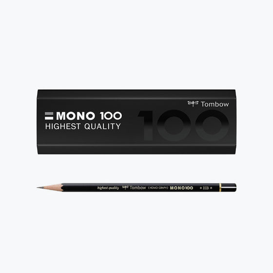 Tombow - Pencil - Mono 100 (Various Grades) - Box of 12