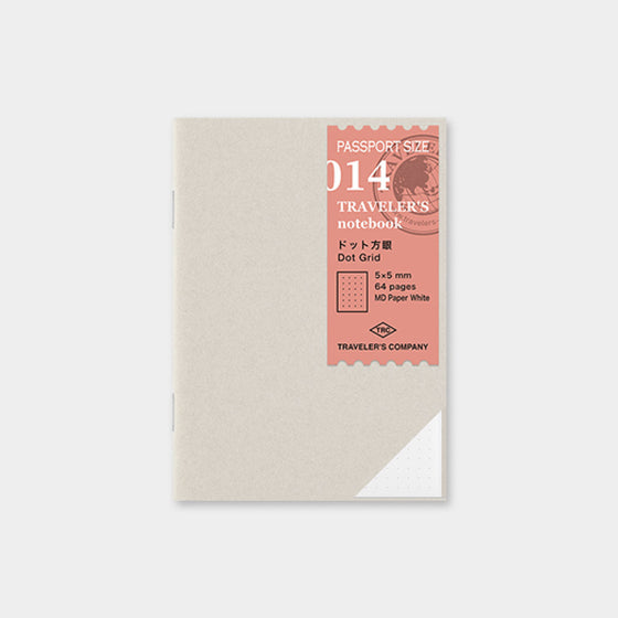 Traveler's Company - Inserts - Passport - 014 Dot Grid