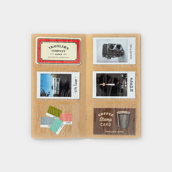 Traveler's Company - Accessories - Regular - 028 Card File