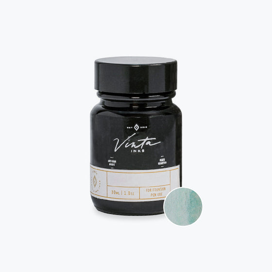 Vinta - Fountain Pen Ink - Standard - Mermaid Green (Sirena 1952)