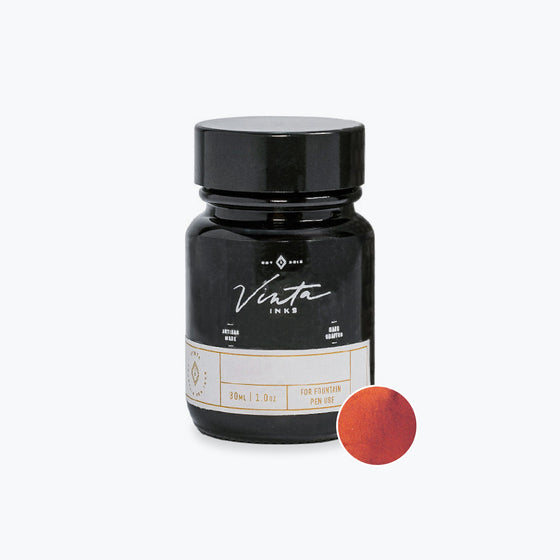 Vinta - Fountain Pen Ink - Standard - Terracotta (Damili 1572)