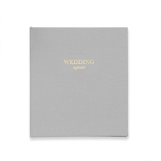 Write To Me: Wedding Agenda