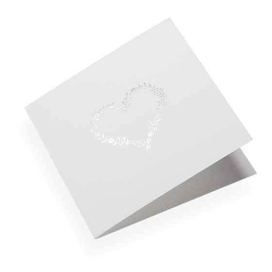 Bookbinders Design - Card - Heart