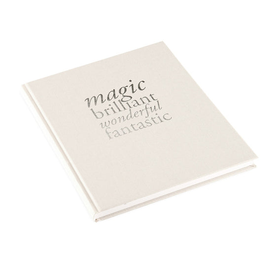Bookbinders Design - Cloth Notebook - Large - Magic