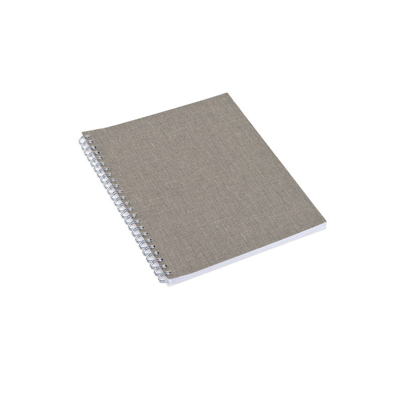 Notepad Cloth Wire-O (Soft) 170 x 200 mm