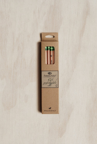 Forest Choice Graphite Pencil (Set of 12)