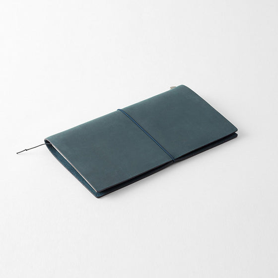 Traveler's Company - Traveler's Notebook - Regular - Blue