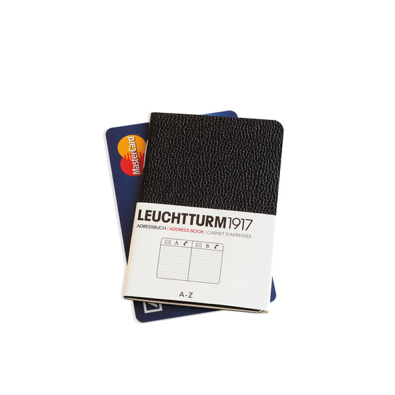 Leuchtturm1917 - Wallet Address Book
