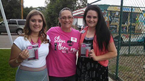Pepper spray is a great gift to give a sister serving an LDS mission