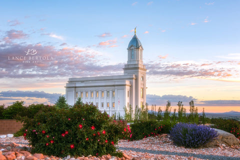 Cedar City Utah LDS Temple