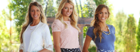 Sweet Salt Clothing is a modest clothing boutique