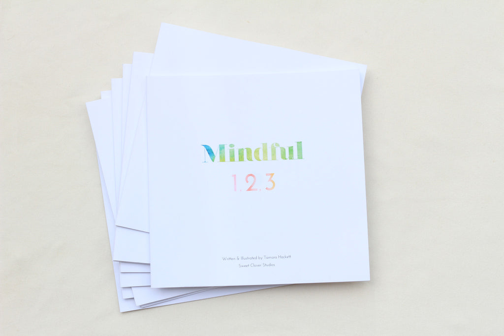 Mindful 1,2,3 Book