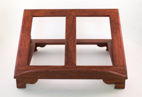 Wooden Book Stand Classic