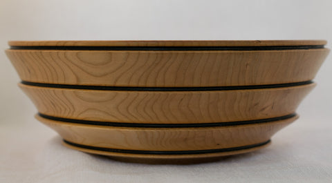 Hand Turned Cherry Bowl