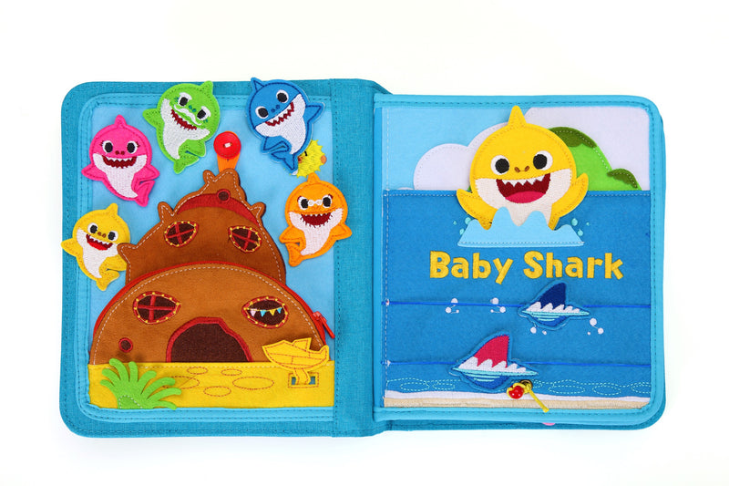 My first book - Baby Shark (3+)