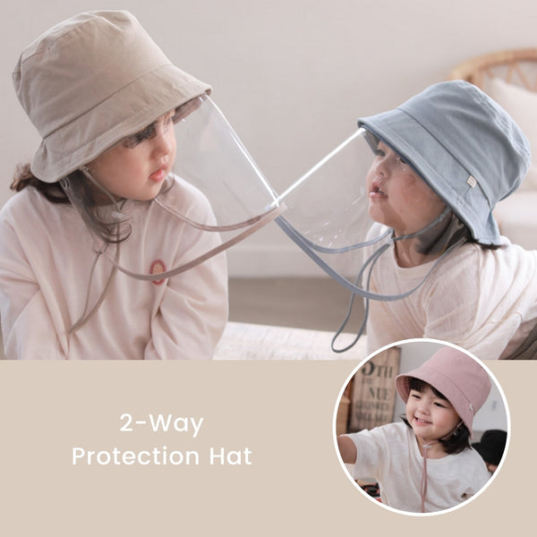 Winter 2-Way Protection Hat