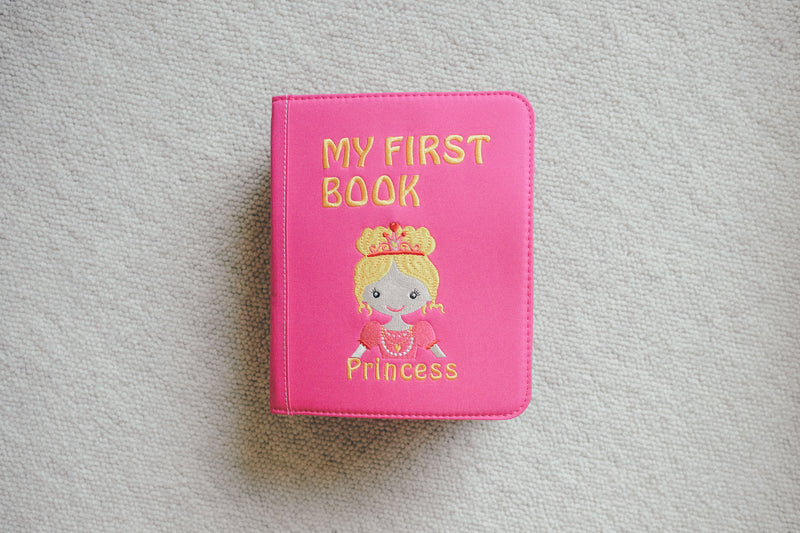 My First Book - Princess