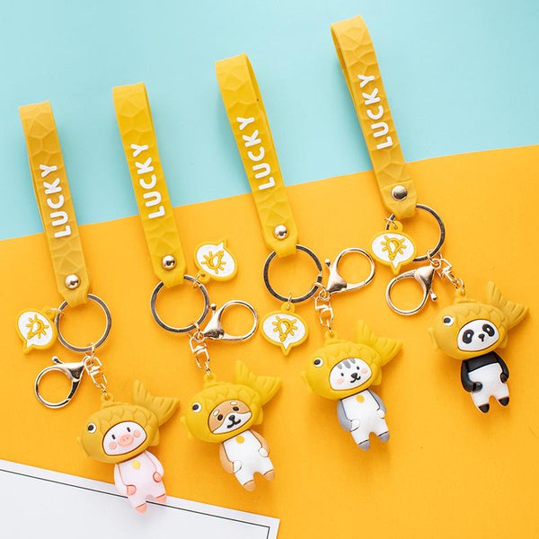 Animals Keychain