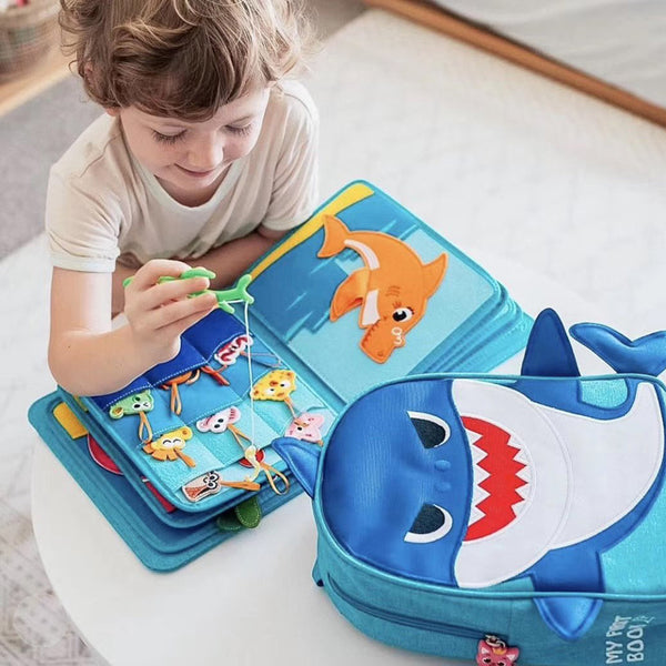 My first book - Baby Shark (3Y+)