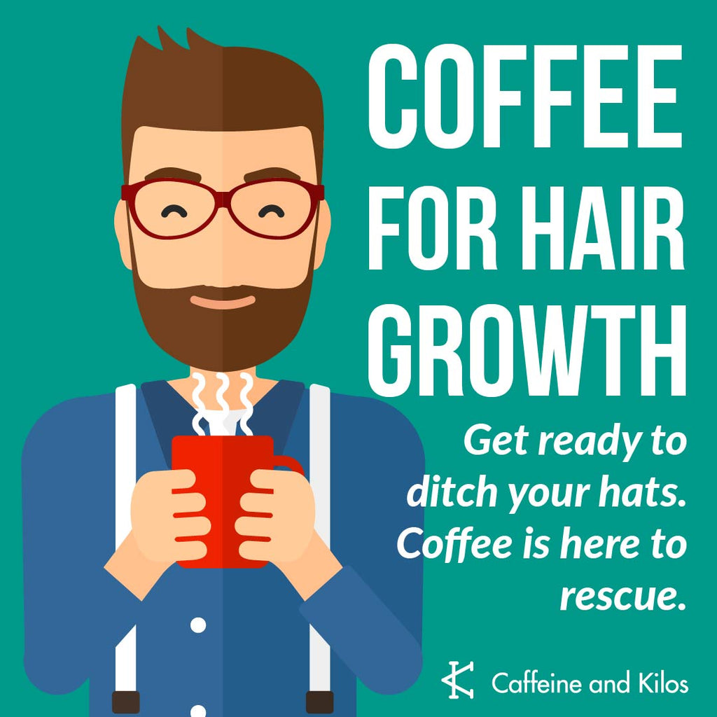 Benefits of Coffee For Hair Growth