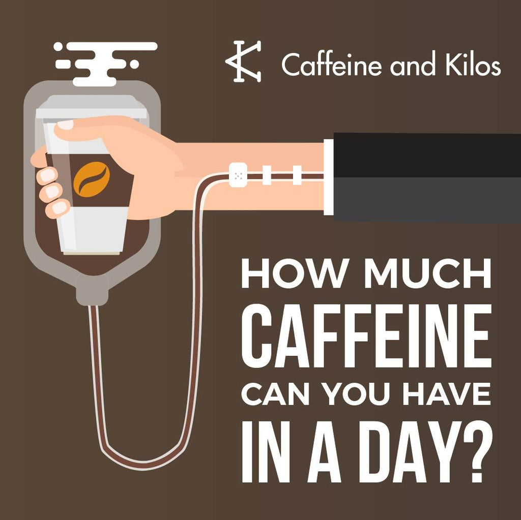 How Much Caffeine Intake Recommended Per Day