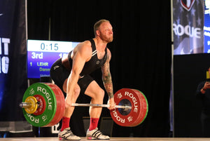 Caffeine & Kilos' Owner & CEO, Danny Lehr, Wins Gold for Team USA at Masters World Cup for Weightlifting