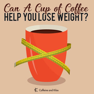 A Cup of Coffee Helps for Your Weight Loss