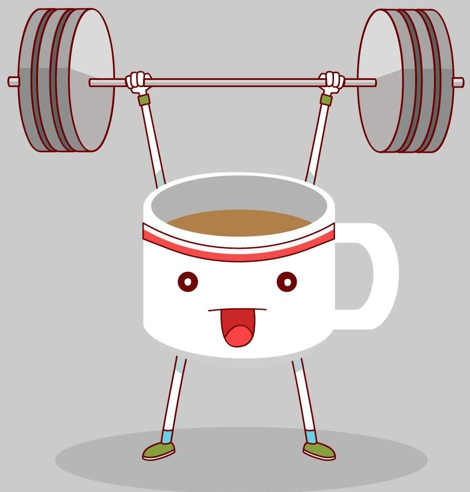How Coffee and Weightlifting Are the Perfect Match