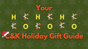 Staff Picks: C&K Holiday Gift Guide
