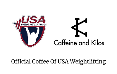 Caffeine and Kilos Becomes Official Coffee of USA Weightlifting