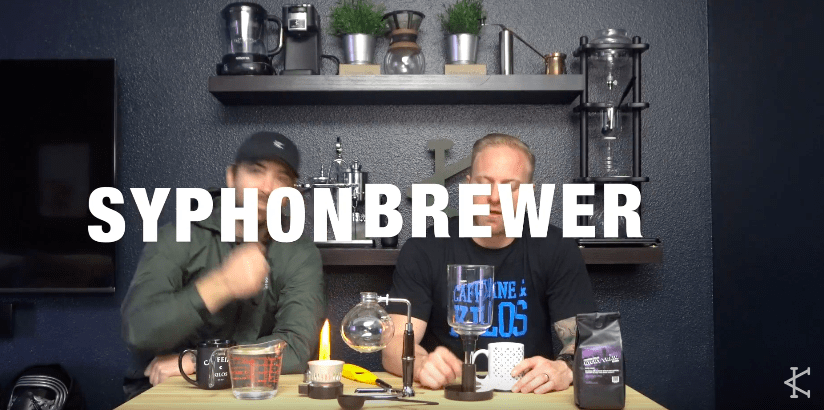 How To Use A Syphon Brewer | This Is How We Brew It